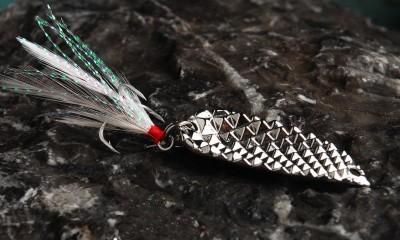 Блесна цикада на голавля для спиннинга