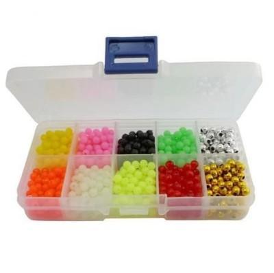 пластиковые шарики для рыбалки