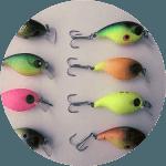 Воблеры для рыбалки