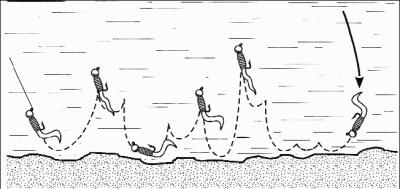 Маятниковая проводка джиг