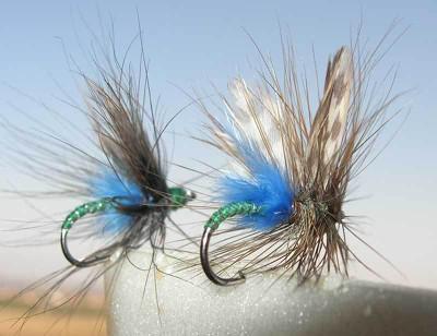 «Хлыстом» по мухе! Выбираем мушки для рыбалки на нахлыст
