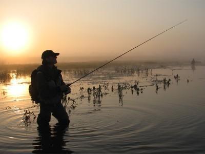 Ловля на малых реках