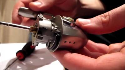 Производим ремонт катушки