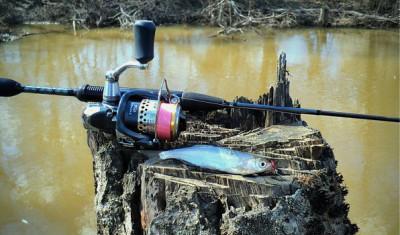 Эффективная ловля спиннингом на мормышку!