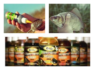 Что такое аттрактанты и как их правильно использовать для ловли карася