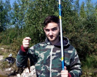 Отчет о рыбалке: окунь, республика Коми, маховая удочка Shimano Technium 4,5 м
